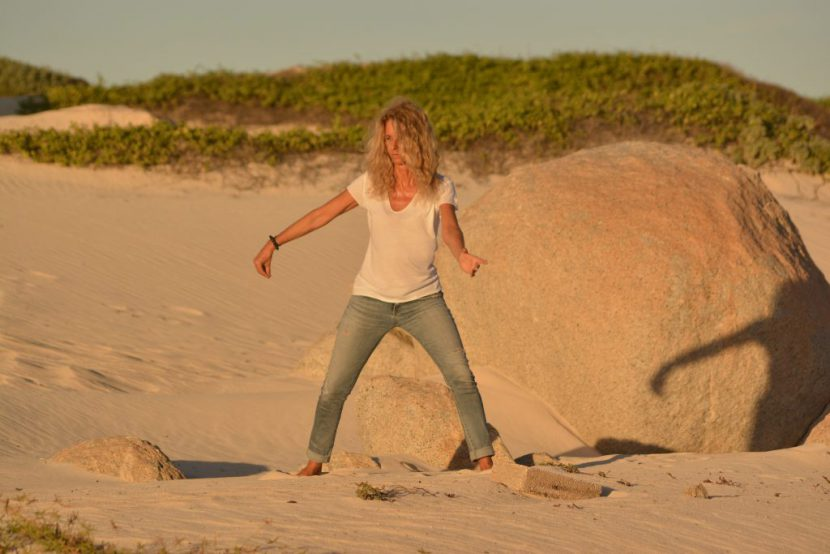 bauschat qigong beach aruba activate self-healing power